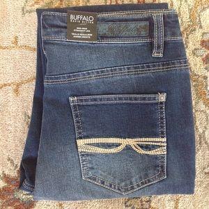 Buffalo David Bitton Jeans - NWT BUFFALO DAVID BITTON STRAIGHT LEG DENIM JEANS